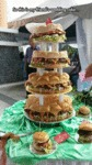 So This Is My Friend's Wedding Cake...