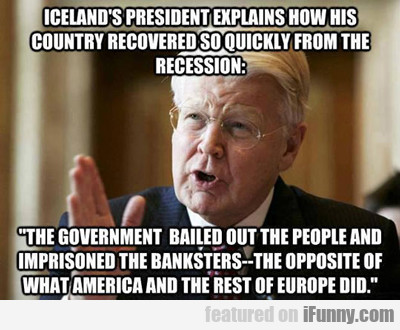 Iceland's President Explains How...