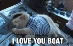 I Love You Boat