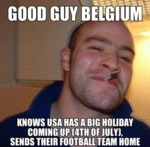Good Guy Belgium...