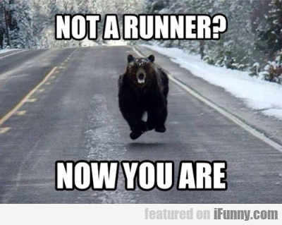 Not A Runner? - Now You Are