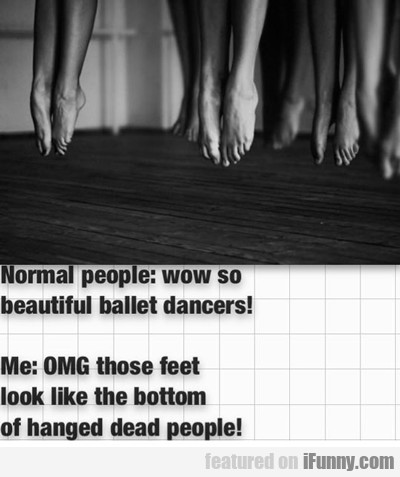 Normal People: Wow So Beautiful Ballet Dancers...
