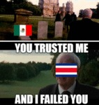 You Trusted Me, And I Failed You...