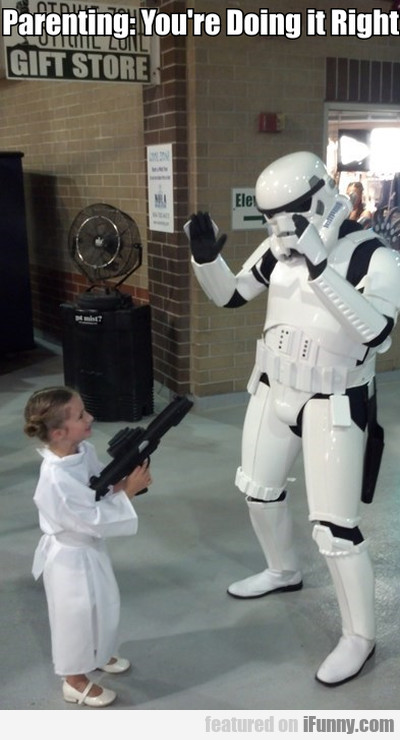 Parenting - You're Doing It Right