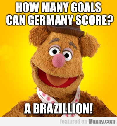 How Many Goals Can Germany Score?