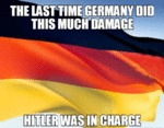 The Last Time Germany Did This Much Damage...