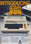 Introducing Atari 800...