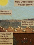 How Does Solar Power Work...