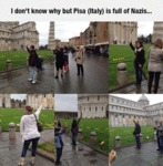 I Don't Know Why, But Pisa...