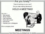 Are You Lonely? Tired Of Working On Your Own?