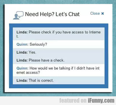 need help? let's chat...