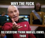 Why The Fuck Does Everyone Think Marvel Owns...