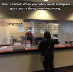 Dear Comcast...