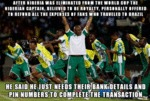 After Nigeria Was Eliminated...