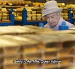 Going To The Atm: Queen Edition...