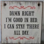 Damn Right I 'm Good In Bed