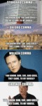 Standard Comma, Oxford Comma, Walken Comma...