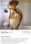 Nathan, 21. About Nathan. Married.