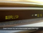 Didn't Know My Car's Thermostat...