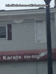 I Should Take Lessons At This Karate Studio...