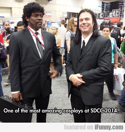 one of the most amazing cosplays...