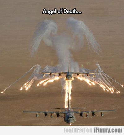 Angel Of Death...