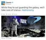 While They're Out Guarding The Galaxy...