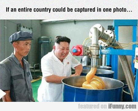 If An Entire Country Could Be Captured In One...