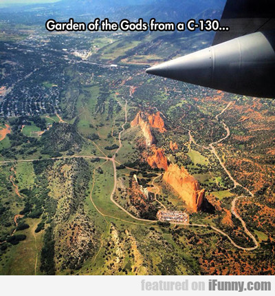 Garden Of The Gods...