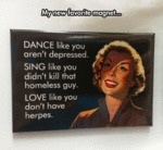 My New Favorite Magnet...