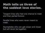 Math Tells Us Three Of The Saddest Love Stories...