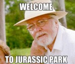 Welcome To Jurassic Park...