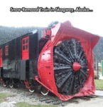 Snow Removal Train...