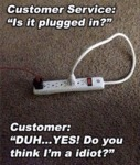 Customer Service: Is It Plugged In?