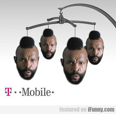 t mobile...