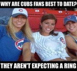 Why Are Cubs Fans The Best To Date...