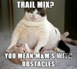 Trail Mix? You Mean M&m's With