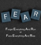 Fear: Forget Everything And Run...