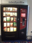 Book Vending Machine...