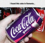 I Found This Coke In Romania...