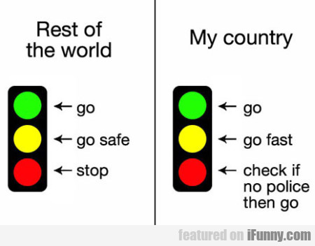 Rest Of The World And My Country...