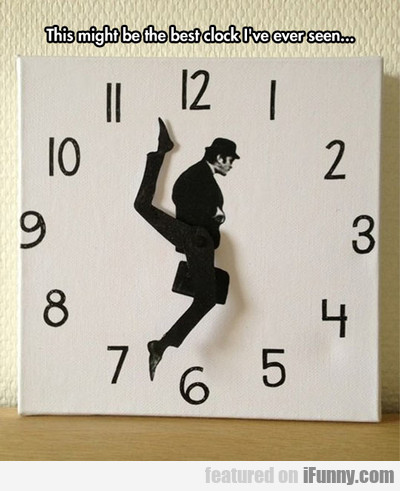 This Might Be The Best Clock...