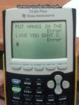 Someone Was Bored In Math...