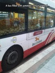 A Bus Filled With Potatoes...