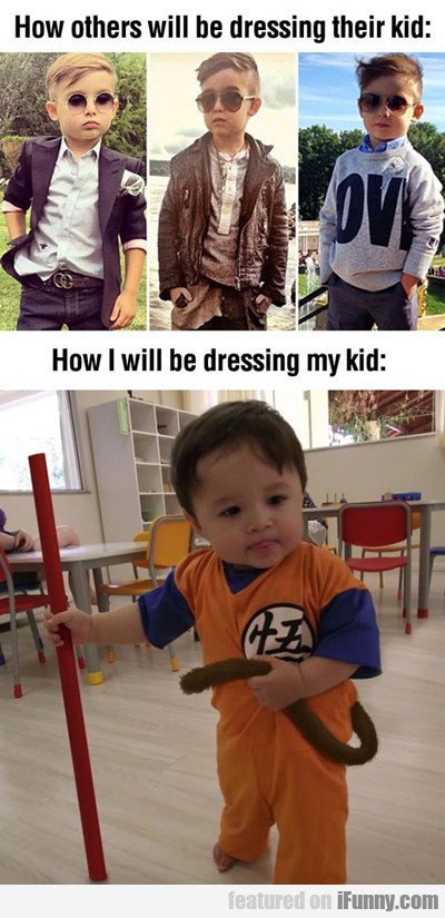 How Others Will Be Dressing Their Kid...