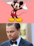 Mickey Mouse Was The First...