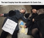 The Best Cosplay From This Weekend's...