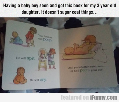 Having A Baby Boy Soon...