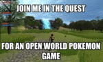 Join Me In The Quest...