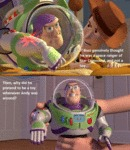 If Buzz Genuinely Thought He Was A Space Ranger...